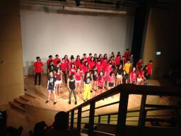 ICE, ICE, BABY!!! – International Cultural Evening