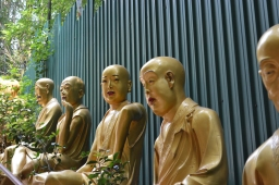 Ten Thousand Buddhas Monastery: Turkish-Israeli Outing