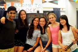 MESCA-meeting! Mong Kok!  School life! GIF!
