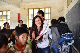 China Week: Teaching children, experiencing tribal life and discovering Guangzhou