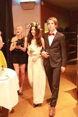 Highlights Part 1: A Wedding and the European Cultural Evening