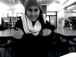 It's cold!
