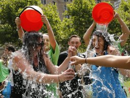 Thoughts about the ALS Ice Bucket Challenge