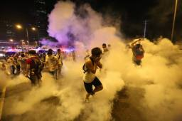Protests in Hong Kong: Occupy Central and Pro-Democracy