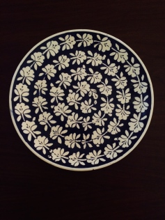 Traditional Mooltan Pottery Plate