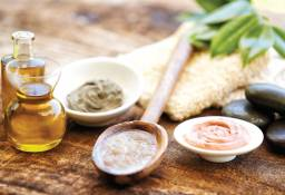 Nature's goodness: changing to all-natural and organic cosmetics